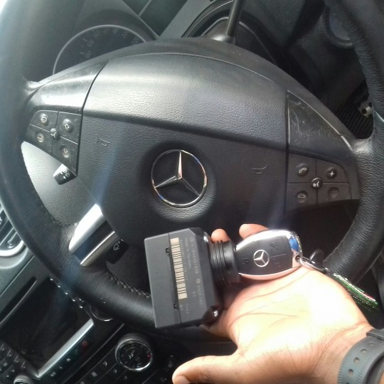 Car key programming in Kenya