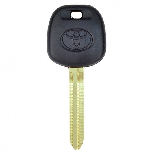 Toyota normal key duplication and replacement