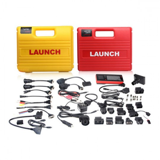 launch Diagnostics and sensor testing equipment