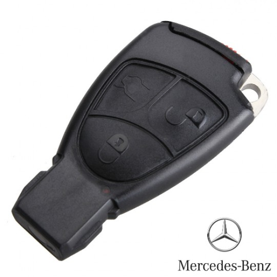 Mercedes Benz damaged key repair