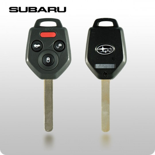 Subaru ignition remote keys