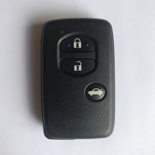 Toyota Mark x keyless duplication and replacement