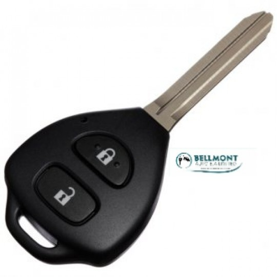 Toyota corolla key duplication & replacement